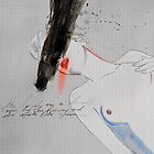 poetess (Bukowski's muse) by Loui  Jover