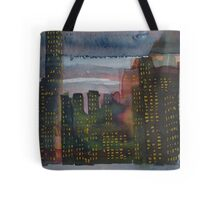Corporate Sunset Tote Bag