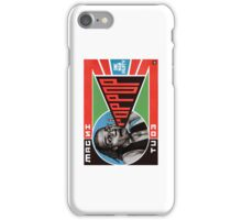 One Man Party iPhone Case/Skin