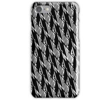 INFIDEL / Logo / White iPhone Case/Skin