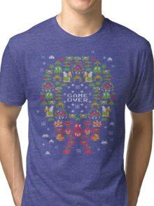 Gamer's X-mas Tri-blend T-Shirt