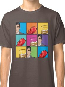 scotch & gummy bears tiles Classic T-Shirt