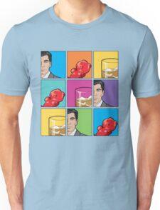 scotch & gummy bears tiles Unisex T-Shirt