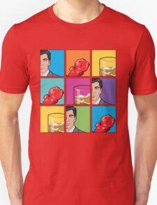 scotch & gummy bears tiles T-Shirt