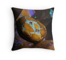 Turtleline Throw Pillow