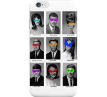 Superhero Academy iPhone Case/Skin