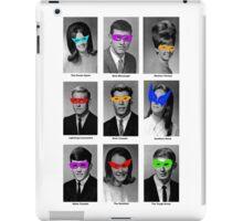 Superhero Academy iPad Case/Skin