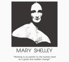 Back to School: Mary Shelley by vjewell