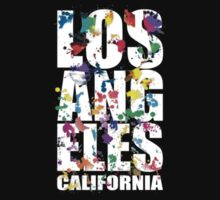 LOS ANGELES CITY AIR BRUSH Kids Clothes