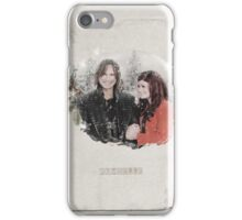 Christmas Special - Rumbelle iPhone Case/Skin