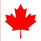 Flag of Canada by Mark Podger