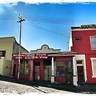 Bo Kaap Cafe by Michelle Clarke