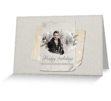 Christmas Special - Cards - Captain Hook Greeting Card
