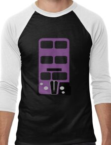 Welcome to the Knight Bus Men's Baseball ¾ T-Shirt