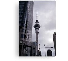 Sky Tower, Auckland Canvas Print