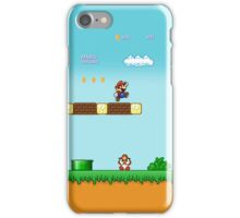 Mario Bross Iphone Case iPhone Case/Skin