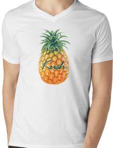 pineapple kush Mens V-Neck T-Shirt