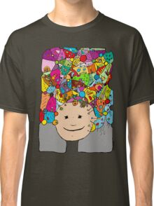 all the world in my head Classic T-Shirt