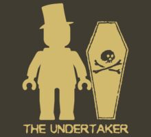 THE UNDERTAKER by Customize My Minifig by ChilleeW