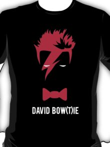David Bow(T)ie T-Shirt