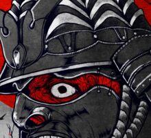 Samurai Z Sticker