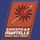 Sunspear Martells by AngryMongo