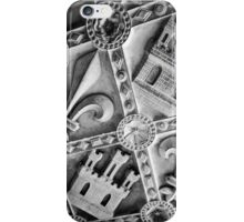 Castles and fleurs-de-lis iPhone and iPad Case iPhone Case/Skin