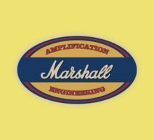 Old Oval Marshall Kids Tee