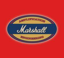 Old Oval Marshall Baby Tee