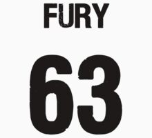Earth's Mightiest Sports Team 'Fury 63' by inesbot