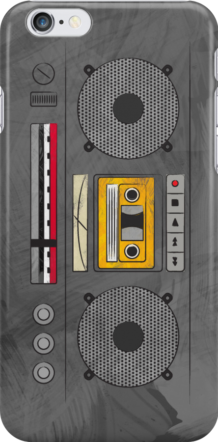 cassette player by ashkenazigal