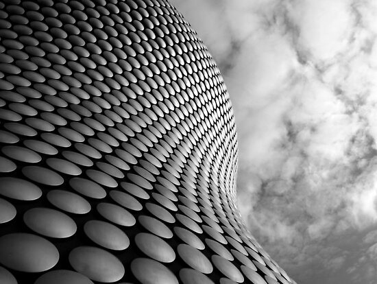 Clouds and Circles by John Dalkin