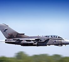 Royal Air Force Panavia Tornado GR.4 ZD707/077 by Andrew Harker