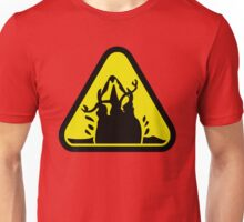 Beware of the Graboid! Unisex T-Shirt