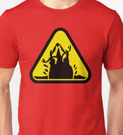 Beware of the Graboid! Unisex T-Shirt