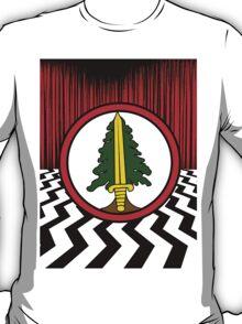 The Bookhouse Boys vs The Black Lodge T-Shirt