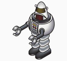 Tin toy robot Kids Clothes