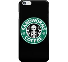 Sandworms Coffee iPhone Case/Skin