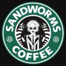 Sandworms Coffee by AngryMongo