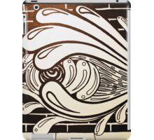 Watered Down Graffiti  iPad Case/Skin
