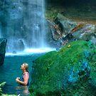 The Morne Trois Pitons National Park by photorolandi