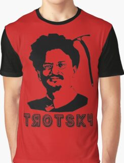 Trotsky feat. ice axe  Graphic T-Shirt