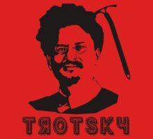 Trotsky feat. ice axe  by GuitarManArts