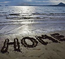 Home: Yellow Craigs beach in East Lothian, Scotland by Shona McMillan