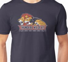 Thundera Wildcats Unisex T-Shirt