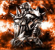 Full Metal Alchemist by xlaws32111