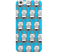 Cro-Magnon Cat iPhone Case/Skin