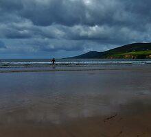 Inch Beach, Ireland by Stephen Burke