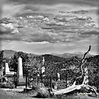 Virginia City Cemetery by PixByNancy