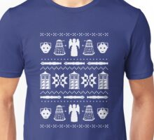 Doctor Who Christmas Sweater Unisex T-Shirt